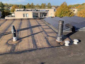 Almere dakdekker bitumen vervangen